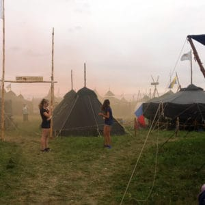 Eurocamp in Polen
