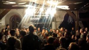 Singefest auf Burg Rabenstein