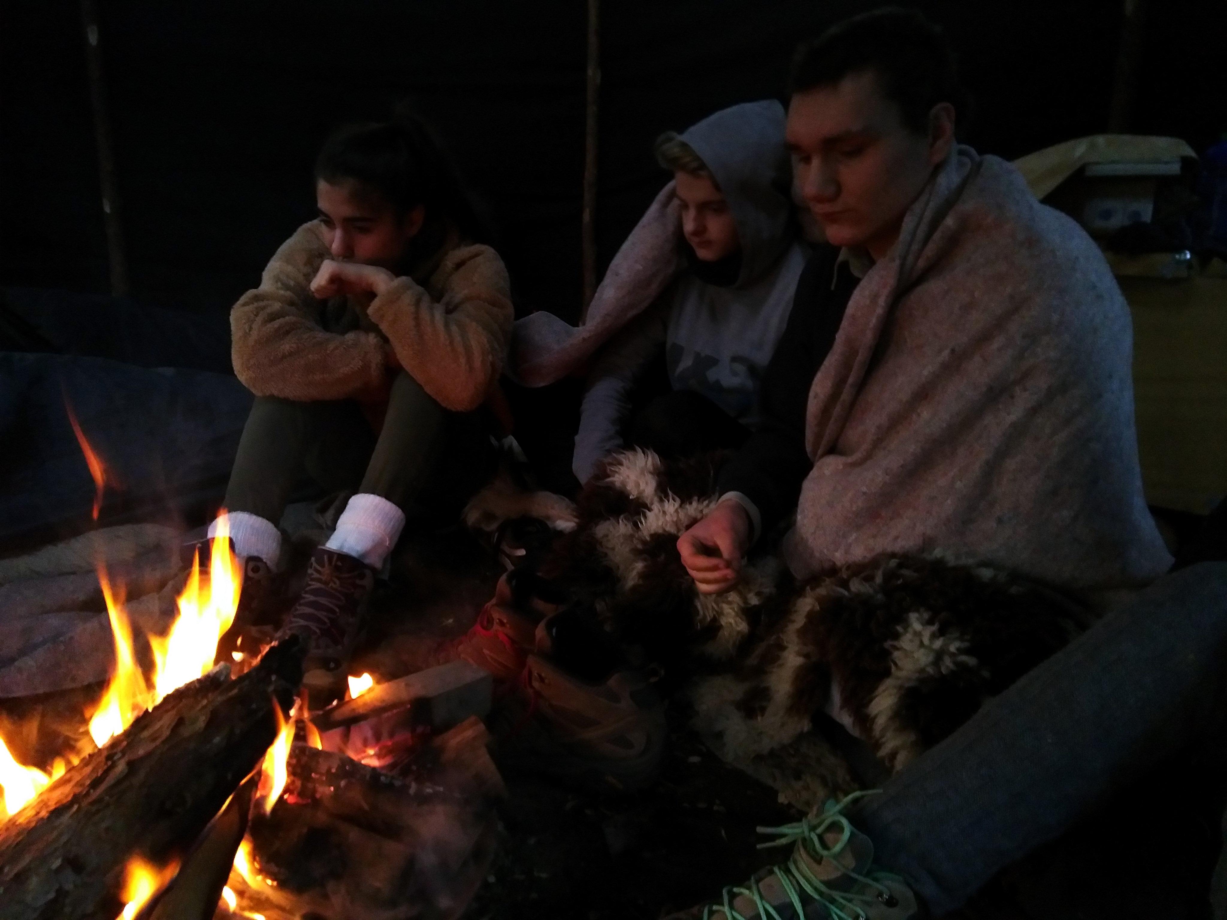 Winterlager...